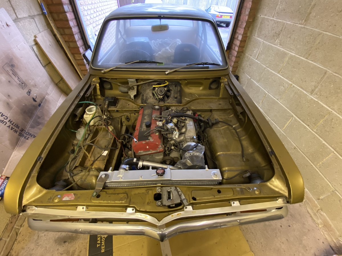 1973 Vauxhall Viva HC '73 2.0L project SOLD (picture 2 of 3)