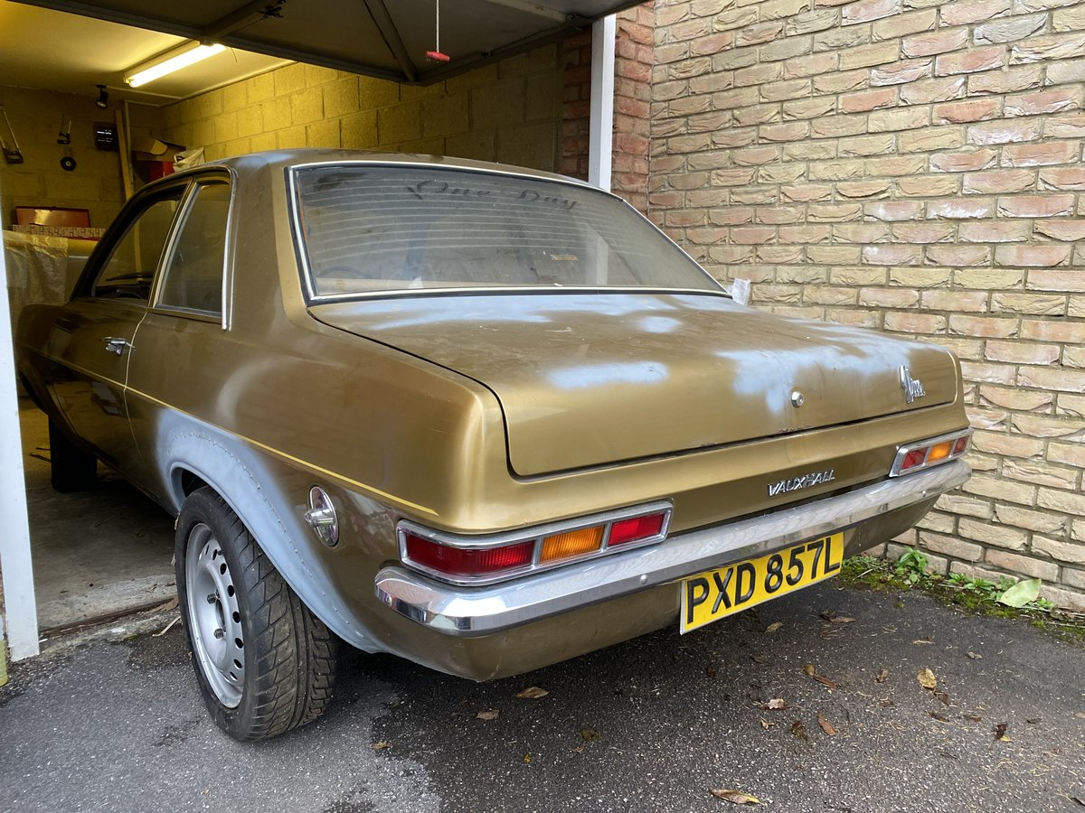 1973 Vauxhall Viva HC '73 2.0L project SOLD (picture 3 of 3)