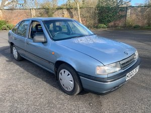 1991 Vauxhall Cavalier GL SOLD by Auction