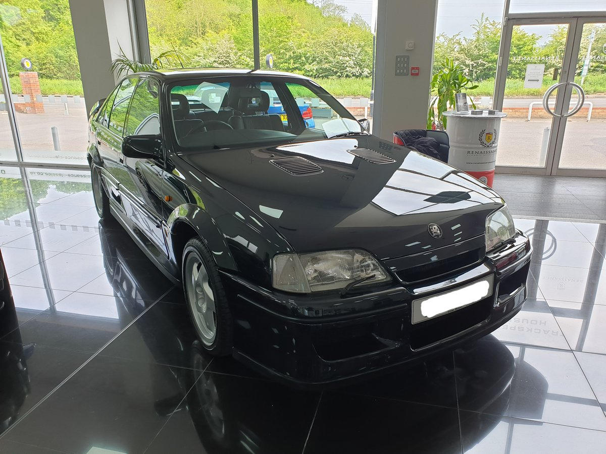 1991 Enhusiast Owned Lotus Carlton For Sale (picture 2 of 6)