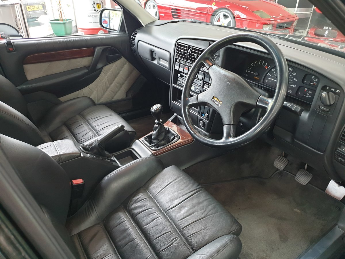 1991 Enhusiast Owned Lotus Carlton For Sale (picture 6 of 6)
