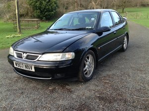 Vauxhall Vectra SRi 140
