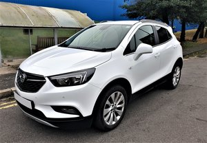 2018 VAUXHALL MOKKA X ELITE 1.4T TOP OF RANGE WITH ALL THE TOYS