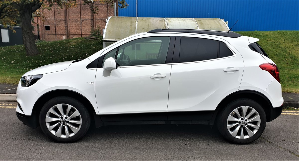 2018 VAUXHALL MOKKA X ELITE 1.4T TOP OF RANGE WITH ALL THE TOYS For Sale (picture 2 of 6)