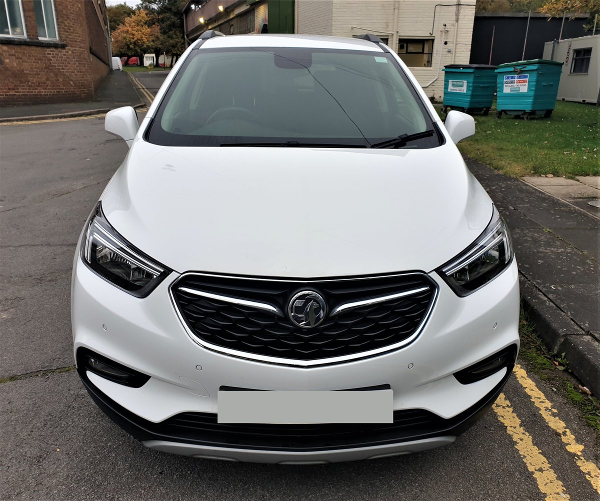 2018 VAUXHALL MOKKA X ELITE 1.4T TOP OF RANGE WITH ALL THE TOYS For Sale (picture 3 of 6)