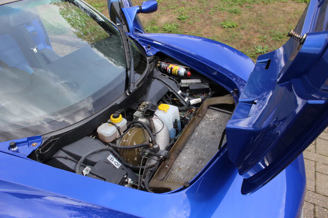 2005 VAUXHALL VX220 TURBO - ONLY 3,965 MILES SOLD (picture 4 of 6)