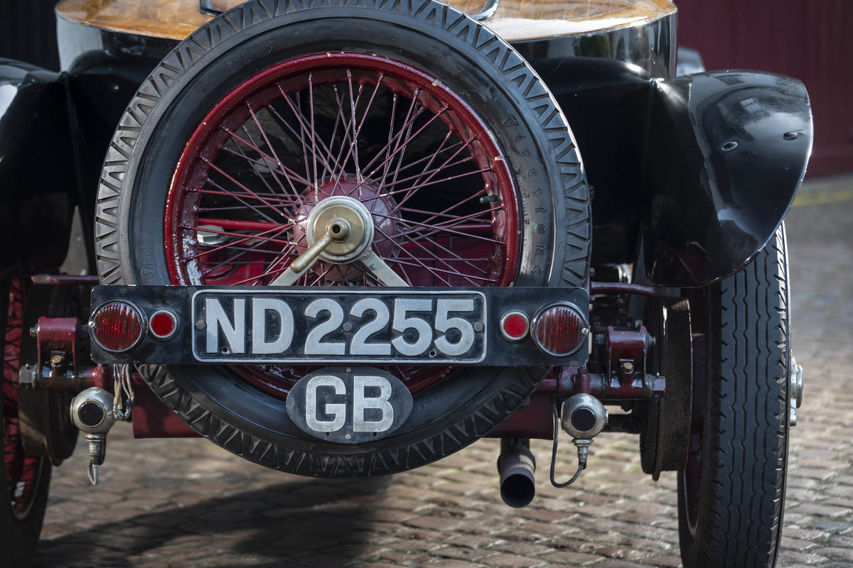 1923 Vauxhall 3098 For Sale (picture 8 of 12)