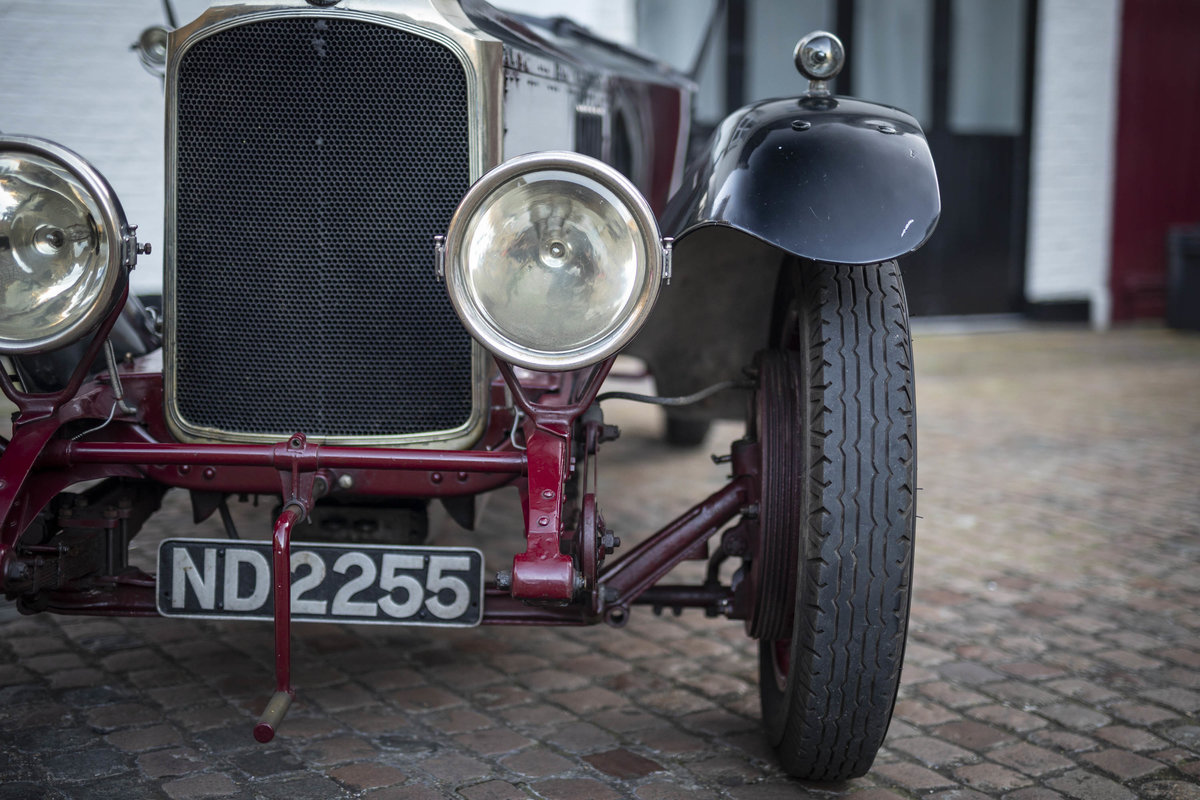 1923 Vauxhall 3098 For Sale (picture 9 of 12)
