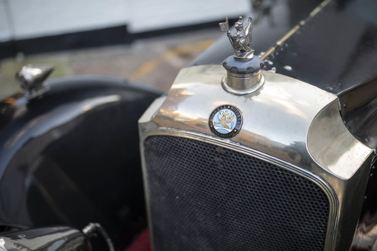 1923 Vauxhall 3098 For Sale (picture 11 of 12)