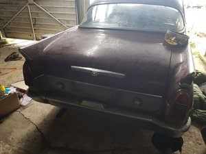 1962 Vauxhall cresta pa hydramatic barn find