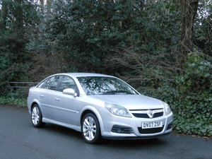 2007 Vauxhall Vectra 1.9 CDTI 16V 150BHP 6SPD  SOLD