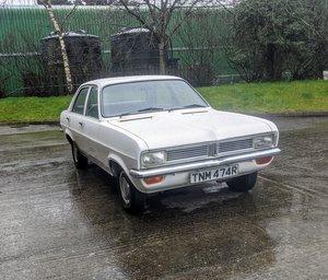 1977 Vauxhall viva hc