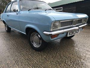 1975 Vauxhall viva HC