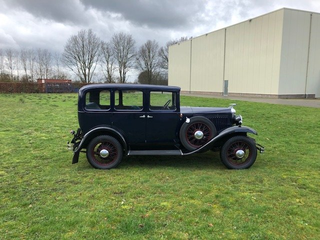 1929 Vauxhall 20/60 T-Type Richmond Saloon For Sale (picture 2 of 6)