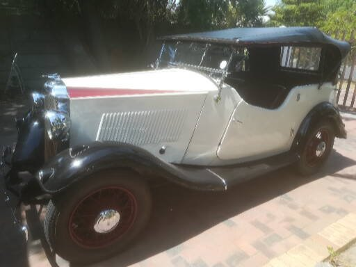 Picture of 1934 Vauxhall Holbrook Pendine Sport For Sale