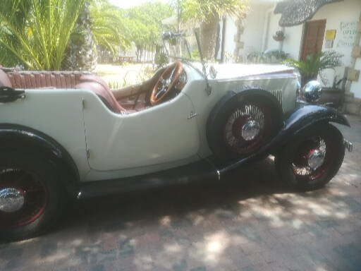 1934 Vauxhall Holbrook Pendine Sport For Sale (picture 2 of 6)