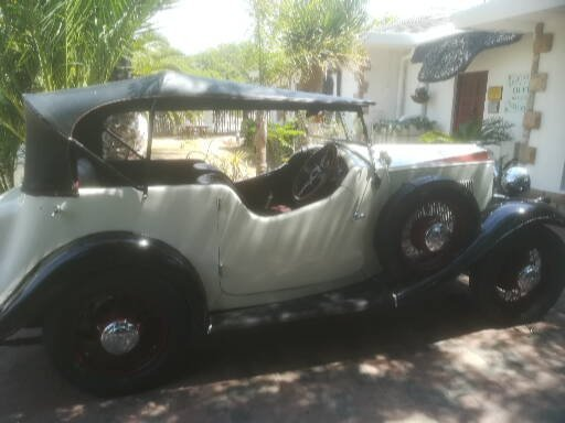 1934 Vauxhall Holbrook Pendine Sport For Sale (picture 4 of 6)