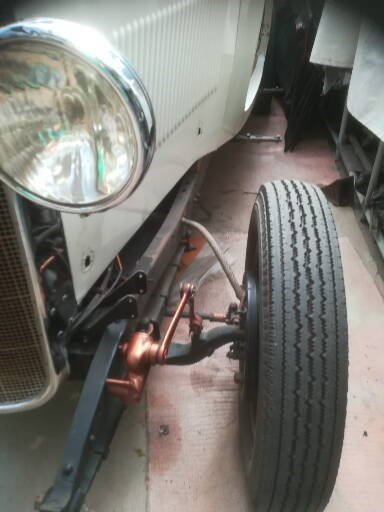 1934 Vauxhall Holbrook Pendine Sport For Sale (picture 5 of 6)