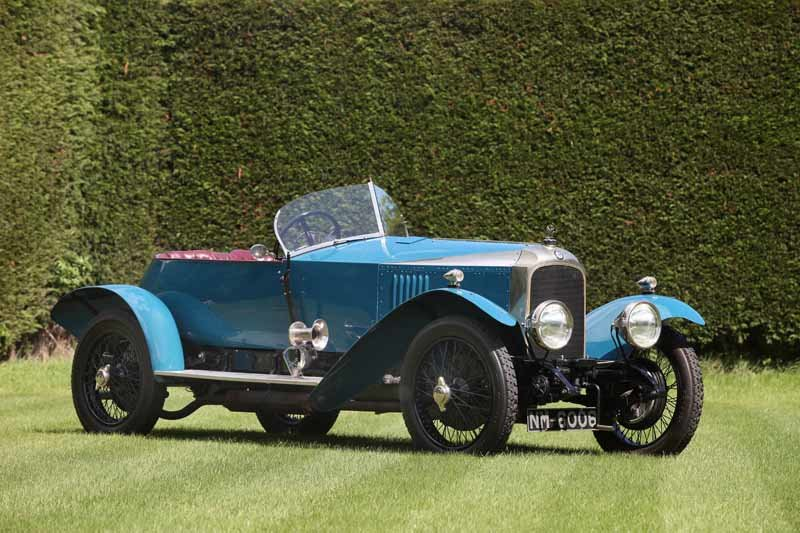 1925 Vauxhall 30/98 Wensum For Sale (picture 1 of 6)