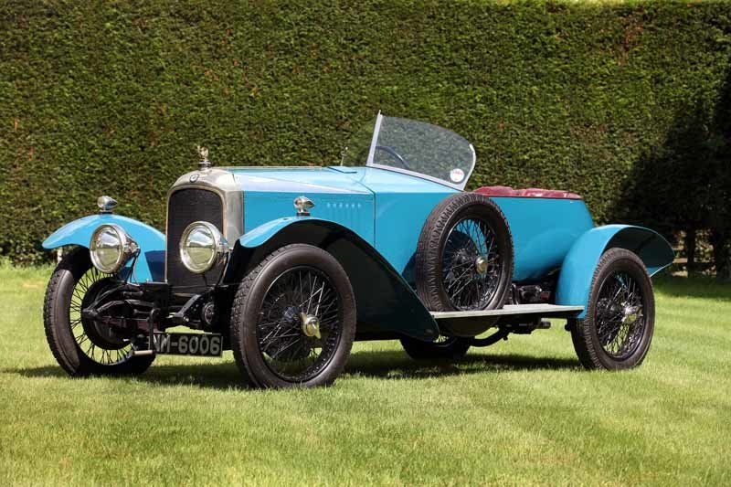 1925 Vauxhall 30/98 Wensum For Sale (picture 2 of 6)