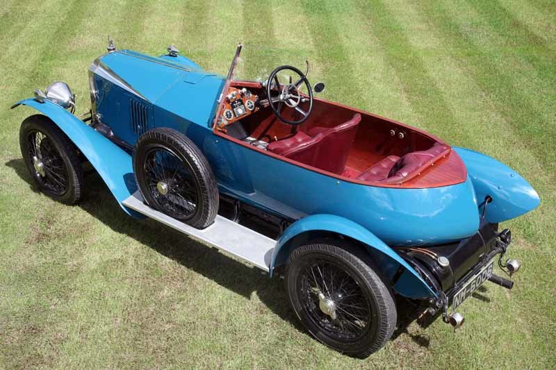 1925 Vauxhall 30/98 Wensum For Sale (picture 3 of 6)