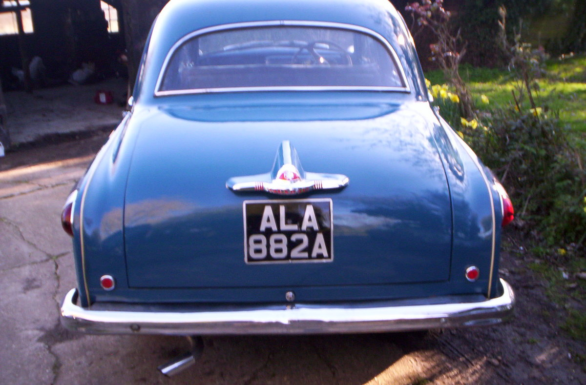 1954 vauxhall velox  very solid example For Sale (picture 4 of 6)