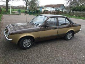 1983 Vauxhall Chevette L