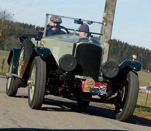 1923 Vauxhall 23/60 Velox Style Sport Tourer