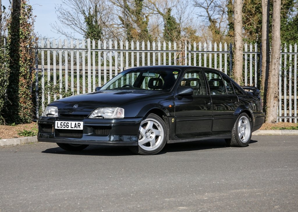 1993 Vauxhall Lotus Carlton For Sale (picture 1 of 6)