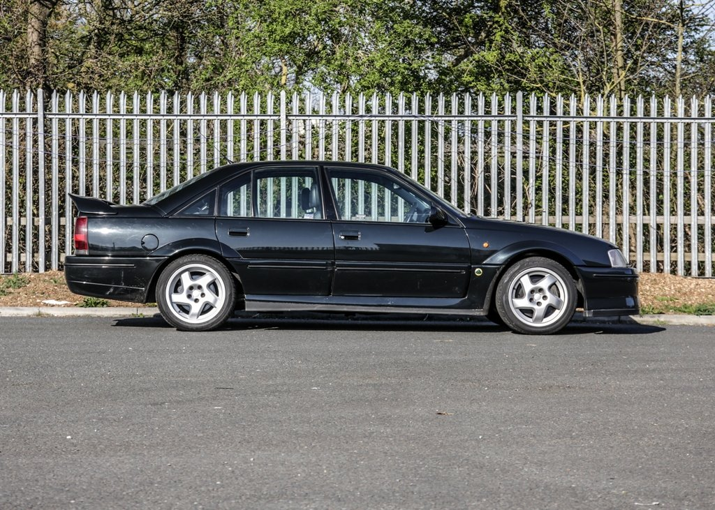 1993 Vauxhall Lotus Carlton For Sale (picture 2 of 6)