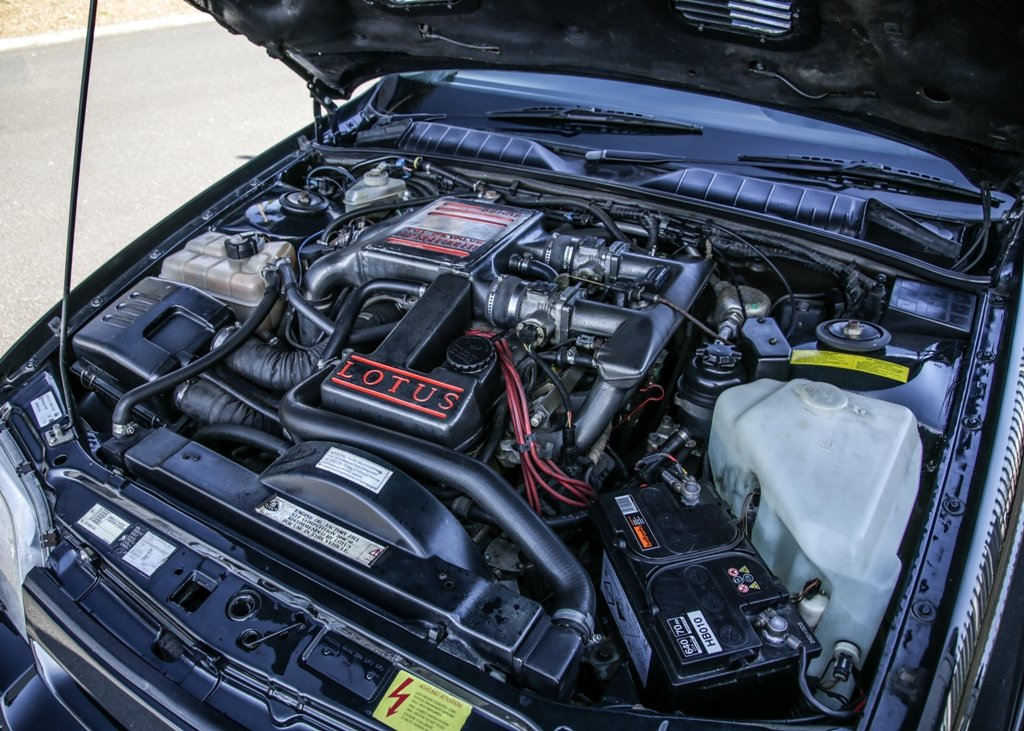 1993 Vauxhall Lotus Carlton For Sale (picture 6 of 6)