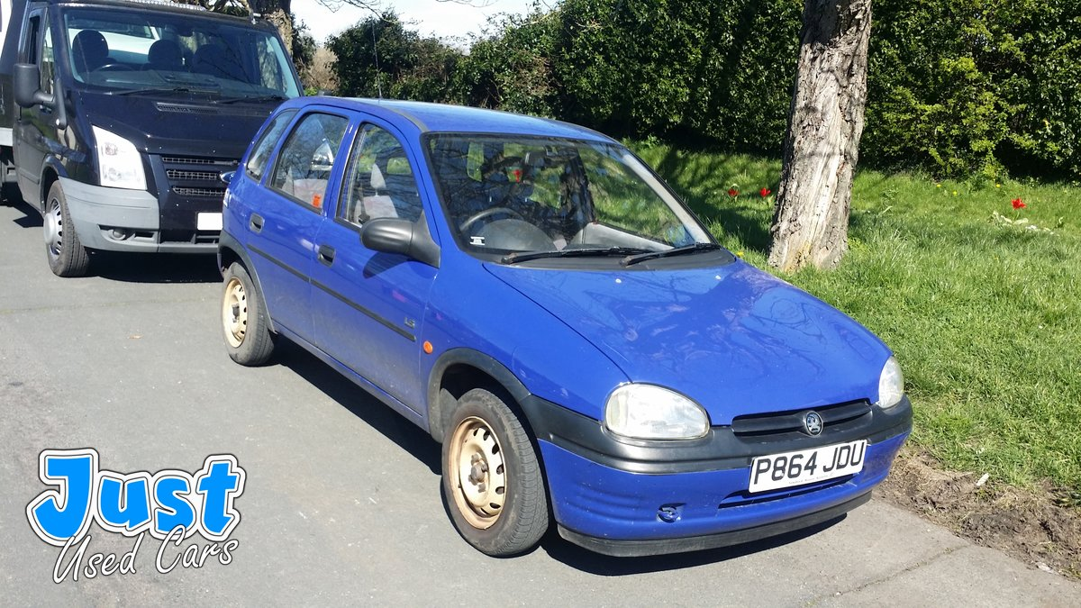 1996 Vauxhall Corsa 1.4 LS Auto P Reg  (Classic Mk1 For Sale (picture 2 of 6)