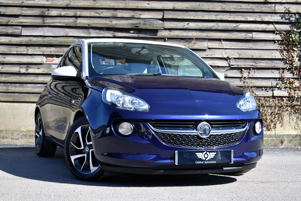 2013 Vauxhall Adam 1.2i VVT Jam Low Mileage+FSH **RESERVED** SOLD (picture 1 of 6)