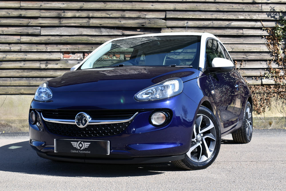 2013 Vauxhall Adam 1.2i VVT Jam Low Mileage+FSH **RESERVED** SOLD (picture 2 of 6)