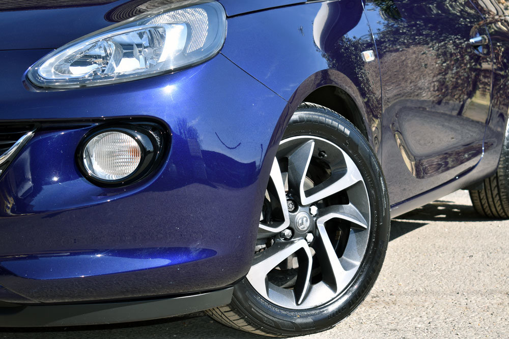2013 Vauxhall Adam 1.2i VVT Jam Low Mileage+FSH **RESERVED** SOLD (picture 6 of 6)