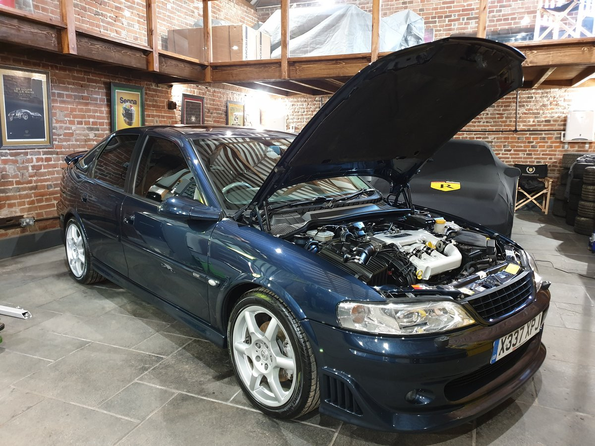 2000 Collectors Item Concours Vectra GSI For Sale (picture 1 of 6)