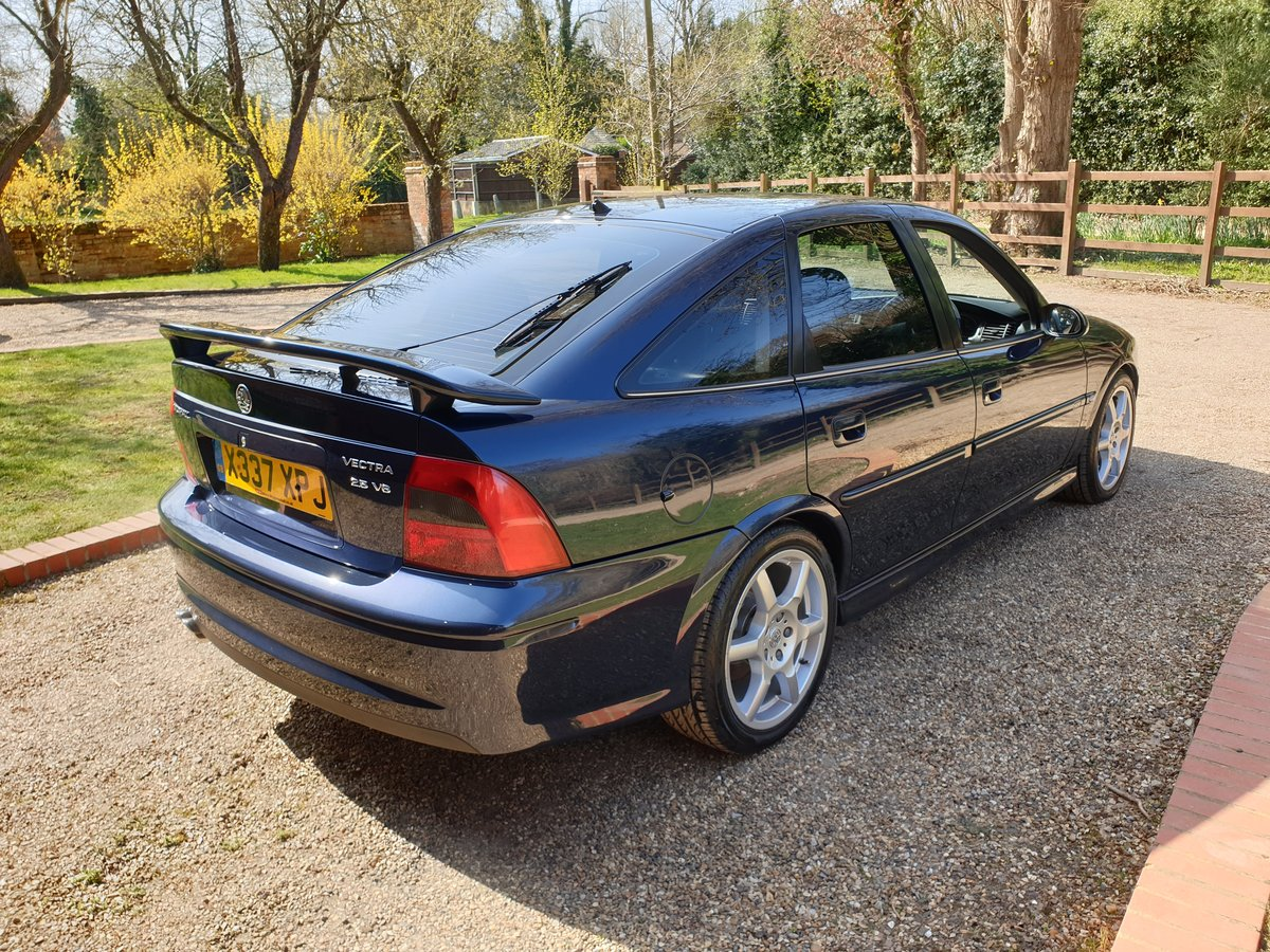 2000 Collectors Item Concours Vectra GSI For Sale (picture 5 of 6)