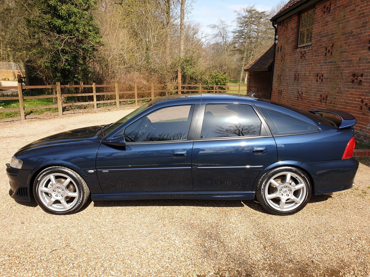 2000 Collectors Item Concours Vectra GSI For Sale (picture 6 of 6)