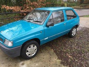 1992 Vauxhall nova spin 1.2i 2 door