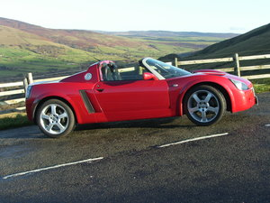 2001 Vauxhall VX220 in excellent original condition