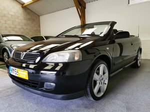 2005 Vauxhall Astra 1.8 16v Bertone Exclusive + SoftTop