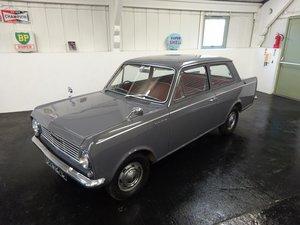 Vauxhall Viva Deluxe - 22,000 miles