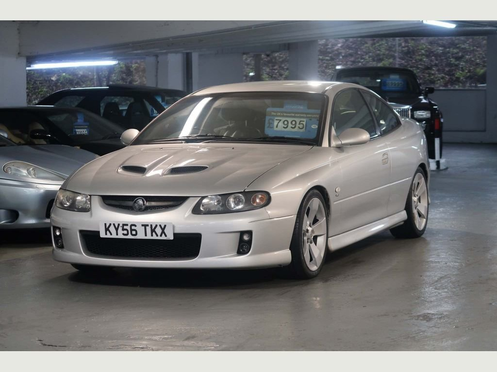 2006 Vauxhall Monaro 5.7 i V8 2dr Coupe Manual + 82K + FSH  For Sale (picture 4 of 6)