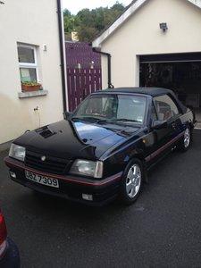 Vauxhall convertable