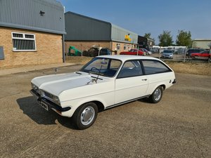 1973 Vauxhall Viva HC 1256 Deluxe Estate SOLD