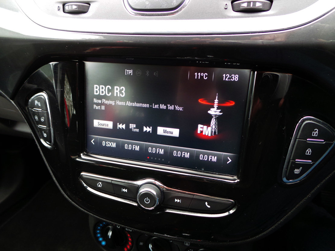 2016 Heated Seats - Heated Steering Wheel - 5 Vauxhall Stamps - L For Sale (picture 5 of 6)