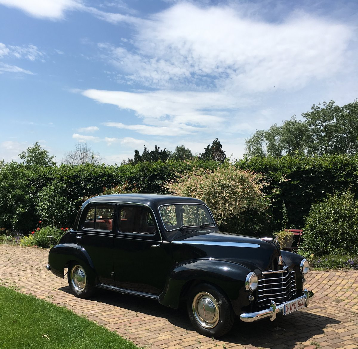 1949 Vauxhall Velox L  For Sale (picture 1 of 6)