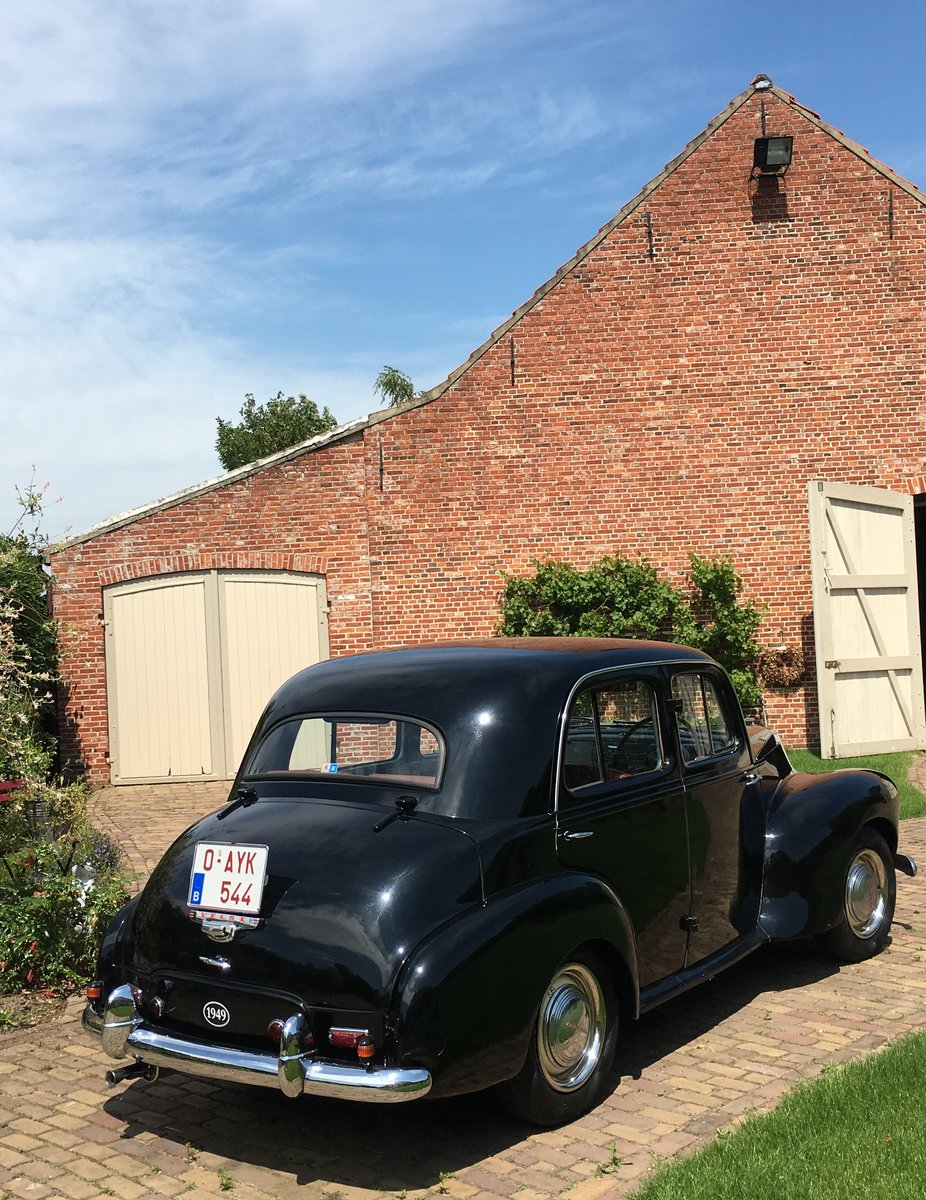 1949 Vauxhall Velox L  For Sale (picture 3 of 6)