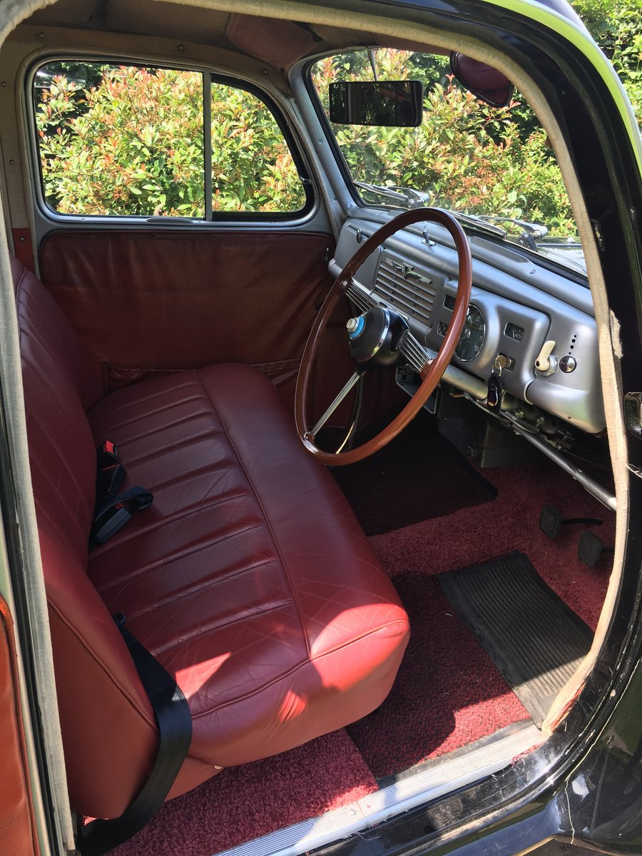 1949 Vauxhall Velox L  For Sale (picture 4 of 6)