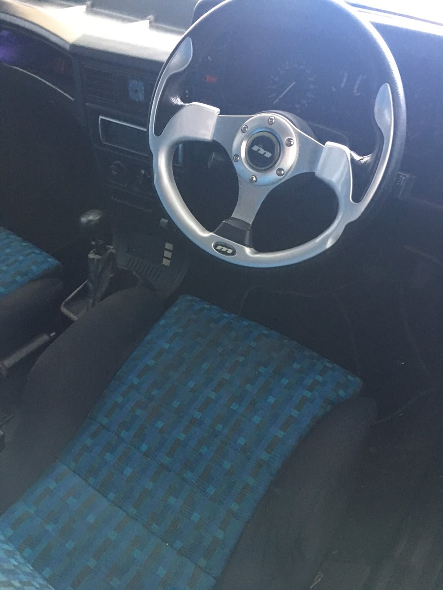 1992 Vauxhall Astra Cabrio Bertone limited edition152 For Sale (picture 5 of 6)